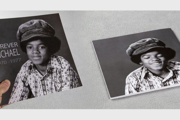 Livre hommage Michael Jackson
