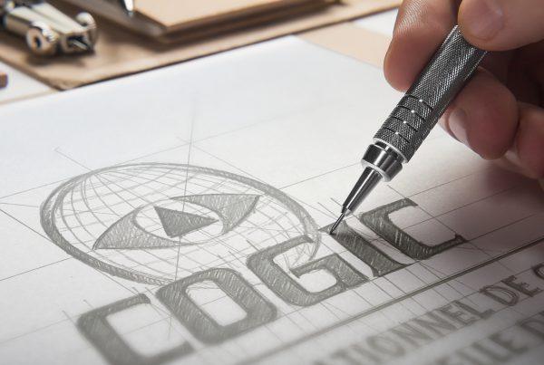Identité visuelle COGIC. Portfolio de Bruno Lemaistre, graphiste freelance à Paris