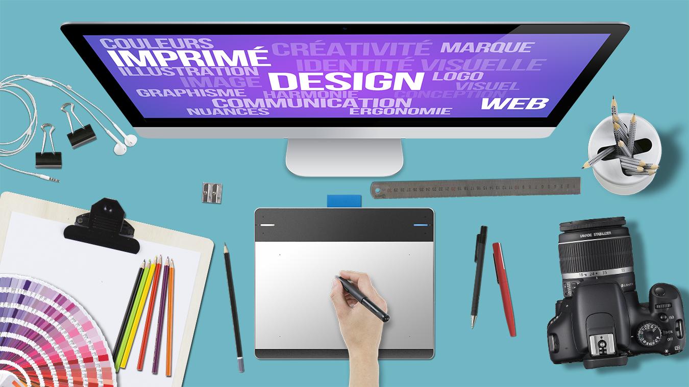 Métier graphiste infographiste